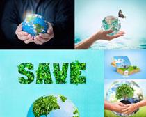地球环保商务摄影高清图片