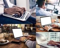 商务数码笔记本办公摄影高清图片