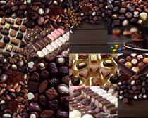 深情巧克力食物摄影高清图片