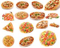 披萨美食拍摄高清图片