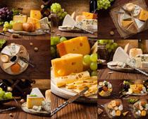 早餐奶酪食物摄影高清图片