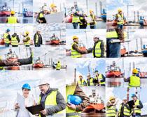 建筑行业人物摄影高清图片