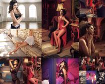 內衣名模美女拍攝高清圖片
