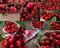 樱桃水果摄影高清图片