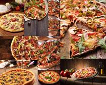 披萨国外美食摄影高清图片