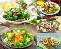 青菜原料摄影高清图片