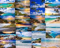 自然风景海岛摄影高清图片