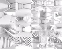 3D视觉建筑摄影高清图片