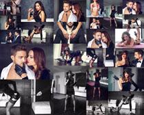 歐美時尚男女模特攝影高清圖片