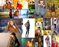 秋季时装美女写真拍摄时时彩娱乐网站