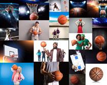 篮球欧美人物摄影高清图片