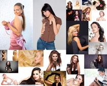 欧美时装模特美女摄影高清图片