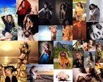 欧美性感写真拍摄美女高清图片