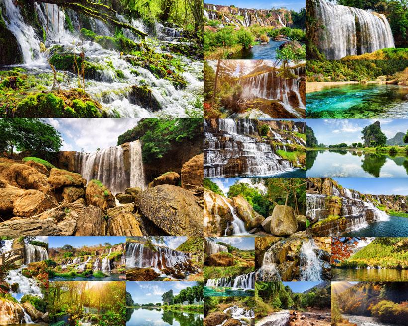 山水风景景观摄影高清图片