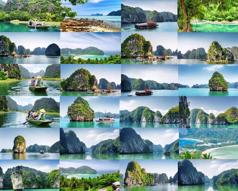 桂林山水风景摄影高清图片