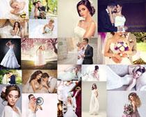 爱情婚纱男女摄影高清图片