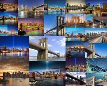 國外大橋建筑攝影高清圖片