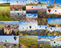 气球风景摄影高清图片