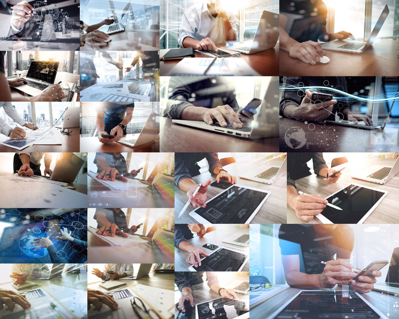操作数码商务男人摄影高清图片