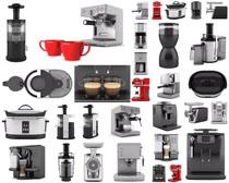 咖啡机器设备摄影高清图片