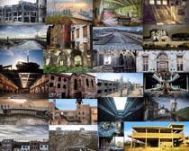 古老建筑风光摄影高清图片