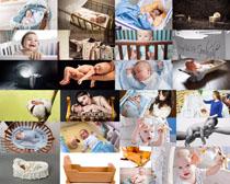 可爱婴儿宝宝摄影高清图片