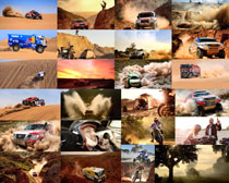 越野赛车摄影高清图片