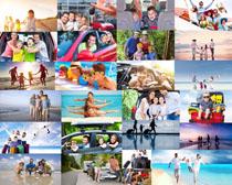 家庭生活人物摄影高清图片