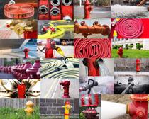 消防水管摄影高清图片