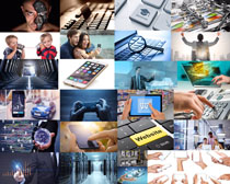 产品数码与人士摄影高清图片