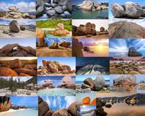石头风景摄影高清图片