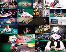 棋牌摄影高清图片
