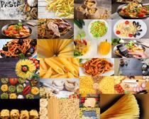 食物粉条摄影高清图片