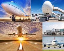 航空运输飞机摄影高清图片