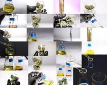 化学物质展示摄影高清图片