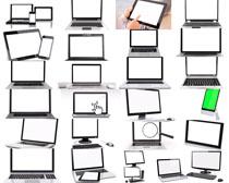 商务笔记本电脑摄影高清图片