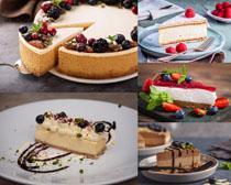 早餐蛋糕摄影高清图片
