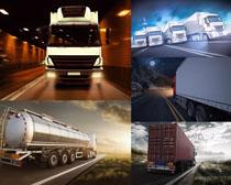 运输大货车摄影高清图片