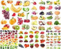 水果蔬菜展示品摄影高清图片