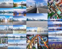 城市风光建筑摄影高清图片