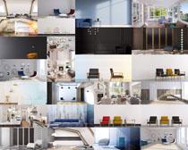 室内布置装修风格摄影高清图片