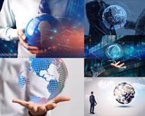 地球科技与商务人士摄影时时彩娱乐网站