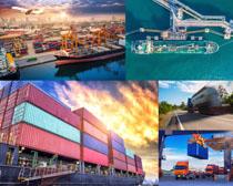 港口货运摄影高清图片