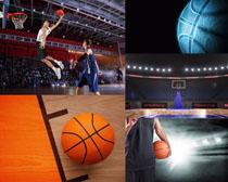 籃球比賽運動攝影高清圖片