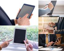 数码商务平板摄影高清图片