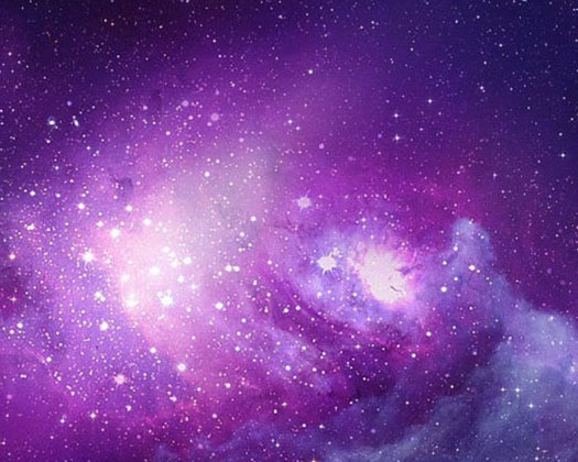 星空背景PSD素材