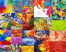 色彩油画艺术摄影高清图片