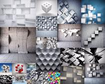 3D形状效果摄影高清图片