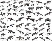 軍事武器展示拍攝高清圖片