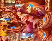景點山石風景攝影高清圖片
